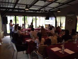 Cha-am Country Home, Resort  Petchaburi - big - 42