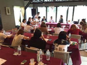 Cha-am Country Home, Resort  Petchaburi - big - 41