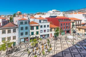 Casa da Praça, Apartmanok  Funchal - big - 39
