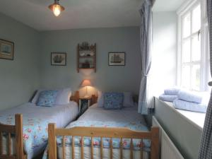 Chapel Cottage, Bideford, Ferienhäuser  Welcombe - big - 21