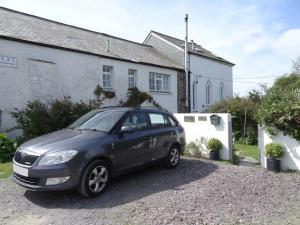 Chapel Cottage, Bideford, Ferienhäuser  Welcombe - big - 26