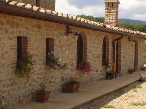 Casale Il Colombaio Di Toiano, Ferienhöfe  Sovicille - big - 20