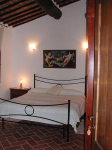 Casale Il Colombaio Di Toiano, Ferienhöfe  Sovicille - big - 27