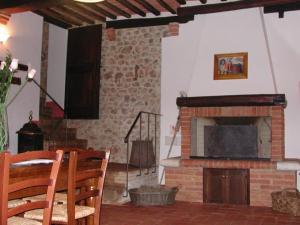 Casale Il Colombaio Di Toiano, Ferienhöfe  Sovicille - big - 10