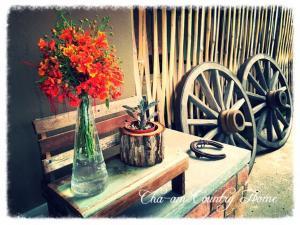 Cha-am Country Home, Resort  Petchaburi - big - 37