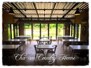 Cha-am Country Home, Resort  Petchaburi - big - 31