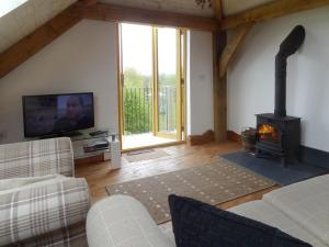 The Woodshed, Upton Pyne, Holiday homes  Upton Pyne - big - 11