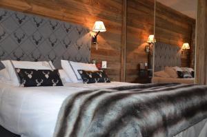 Les Campanules Hôtels-Chalets de Tradition, Hotel  Tignes - big - 11