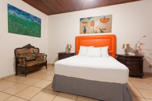 La Posada del Arcangel, Bed & Breakfast  Managua - big - 52