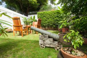 La Posada del Arcangel, Bed & Breakfast  Managua - big - 82