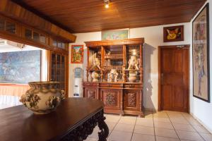 La Posada del Arcangel, Bed & Breakfast  Managua - big - 91