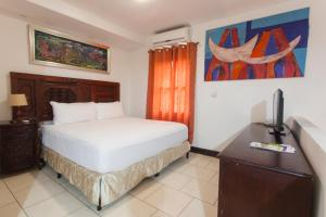 La Posada del Arcangel, Bed & Breakfast  Managua - big - 64