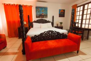 La Posada del Arcangel, Bed & Breakfast  Managua - big - 50