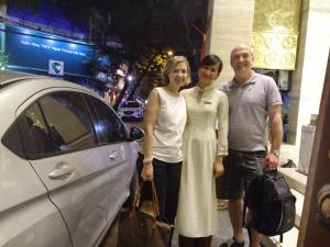 Hanoi Peridot Hotel (formerly Hanoi Delano Hotel), Szállodák  Hanoi - big - 84