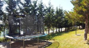 Villa Panoramica Belvedere, Apartmanok  Scontrone - big - 27