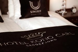 Hotel Kong Carl, Hotels  Sandefjord - big - 34