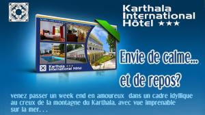 Karthala International Hotel, Hotels  Shendini - big - 5