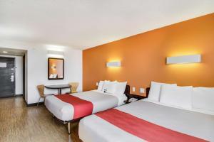 Motel 6 Carson, Hotels  Carson - big - 7