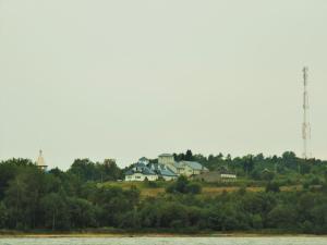 Загородный отель Онежская усадьба