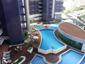 Beach Class Residence Service, Apartments  Fortaleza - big - 1