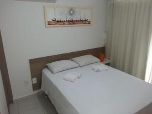 Beach Class Residence Service, Apartments  Fortaleza - big - 15