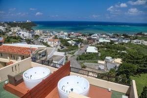 First Street Okinawa Yomitan-son Oceans, Апартаменты  Yomitan - big - 32