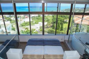 First Street Okinawa Yomitan-son Oceans, Апартаменты  Yomitan - big - 39