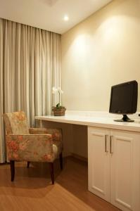 Vacance Hotel, Resorts  Águas de Lindóia - big - 9