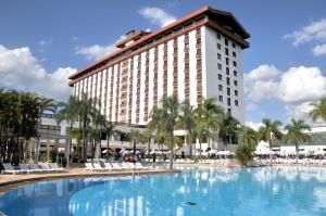 Vacance Hotel, Resorts  Águas de Lindóia - big - 1
