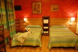 Hotel Rural Bidean, Ferienhöfe  Puente la Reina - big - 23
