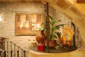 Hotel Rural Bidean, Ferienhöfe  Puente la Reina - big - 14
