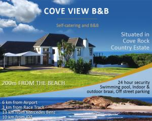 Cove View B&B, Bed & Breakfast  East London - big - 1