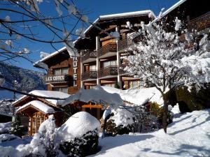 Hôtel Résidence Loisirs Les Côtes - Hotel - Morzine