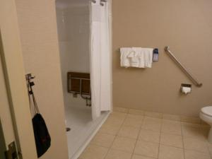 Room with Two Queen Beds and Roll-In Shower - Disability Access