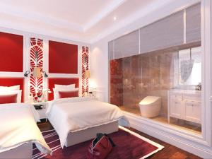 Gem Premier Hotel & Spa, Hotel  Hanoi - big - 34