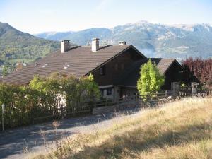 Chalet De Montagne, Ferienwohnungen  Barcelonnette - big - 7
