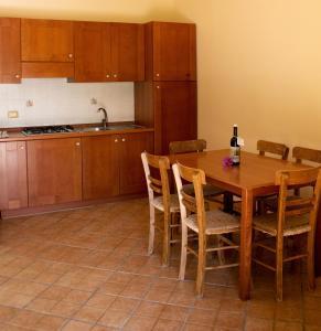 Agriturismo Ninea, Country houses  Ricadi - big - 5