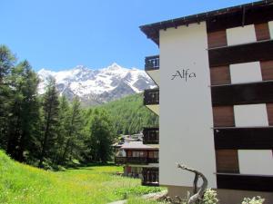 Apartment Alfa - Saas-Fee