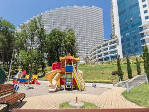 Actor Galaxy Apartments, Apartmanok  Szocsi - big - 12