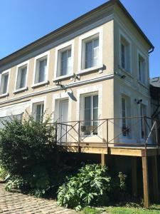Au Jardin des Deux Ponts, Гостевые дома  Абвиль - big - 49