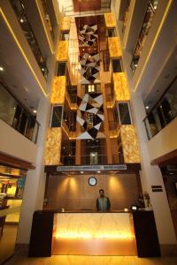 Hotel Golden Grand, Hotels  New Delhi - big - 67