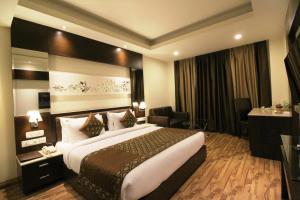 Hotel Golden Grand, Hotels  New Delhi - big - 63