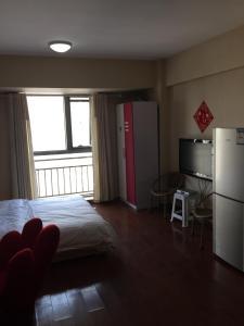 Wanda Apartment, Apartmány  Shijiazhuang - big - 12