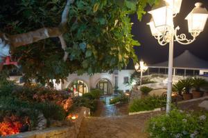 Hotel Ristorante Panoramico, Hotels  Castro di Lecce - big - 49