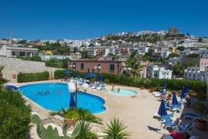 Hotel Ristorante Panoramico, Hotely  Castro di Lecce - big - 44