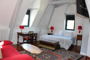 Propriété La Claire, Отели типа «постель и завтрак»  Онфлер - big - 32
