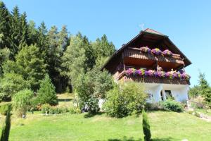 Haus am Wald, Apartmány  Baiersbronn - big - 36