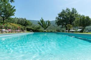Casa Maria Laura, Villas  Cortona - big - 14