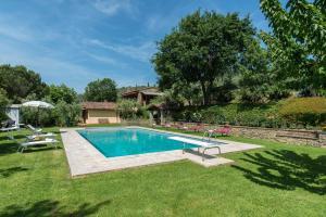 Casa Maria Laura, Villen  Cortona - big - 16
