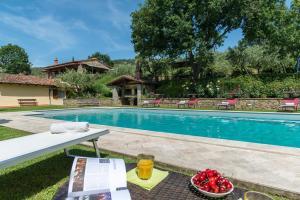 Casa Maria Laura, Vily  Cortona - big - 13